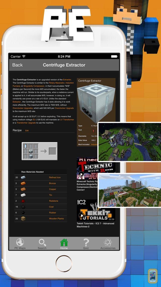 Screenshot - Tekkit Guide & Seeds for Minecraft