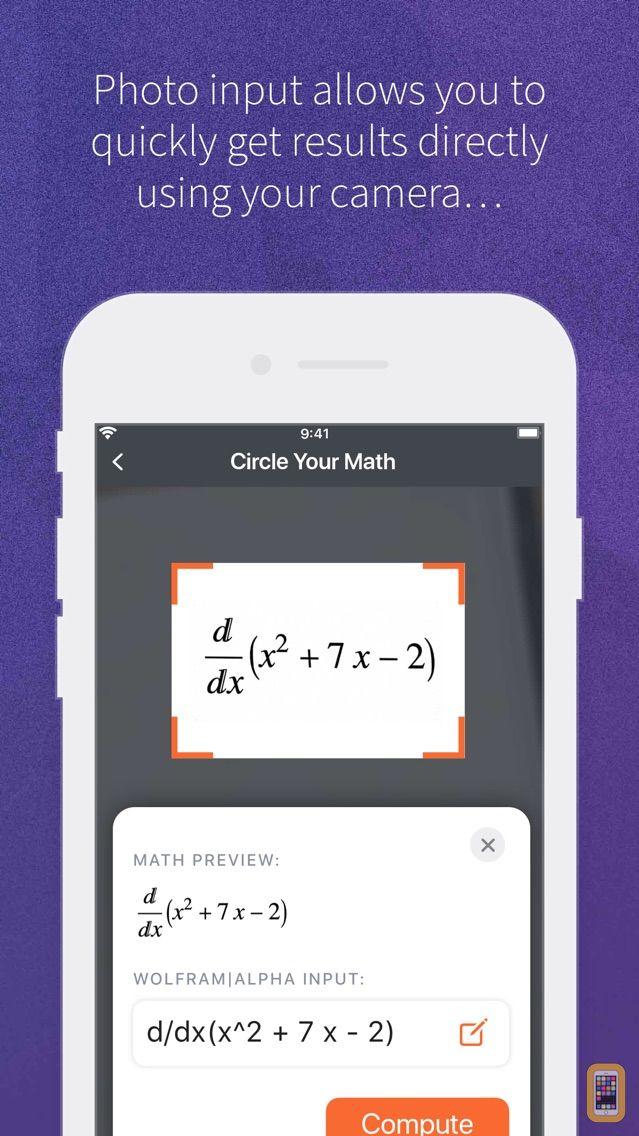 Screenshot - WolframAlpha Viewer
