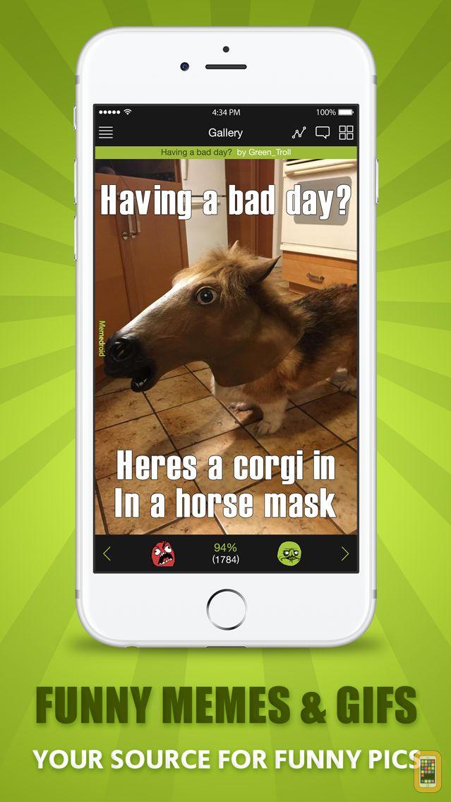 Funny Meme Generator : Memedroid funny pics meme reader generator for