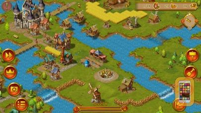 Screenshot - Townsmen Premium