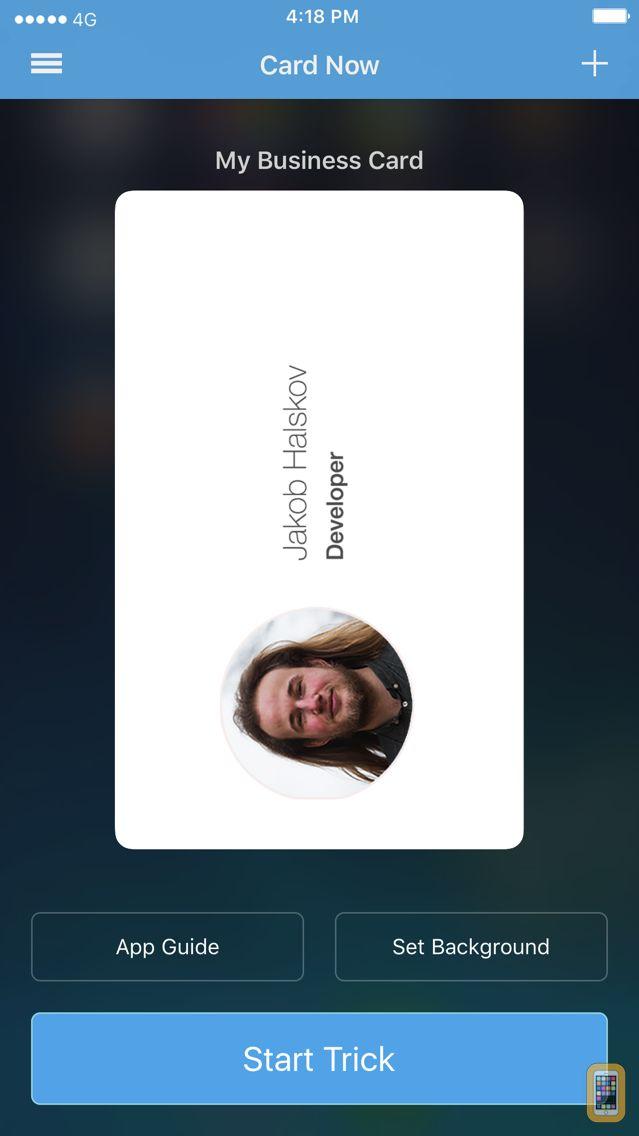 Screenshot - Card Now - Magic Business