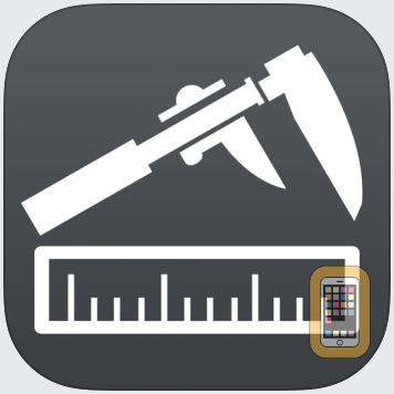 Ruler Box - Measure Tools by 志荣 杨 (iPhone)