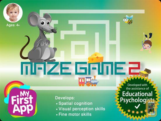 Screenshot - Maze Game 2