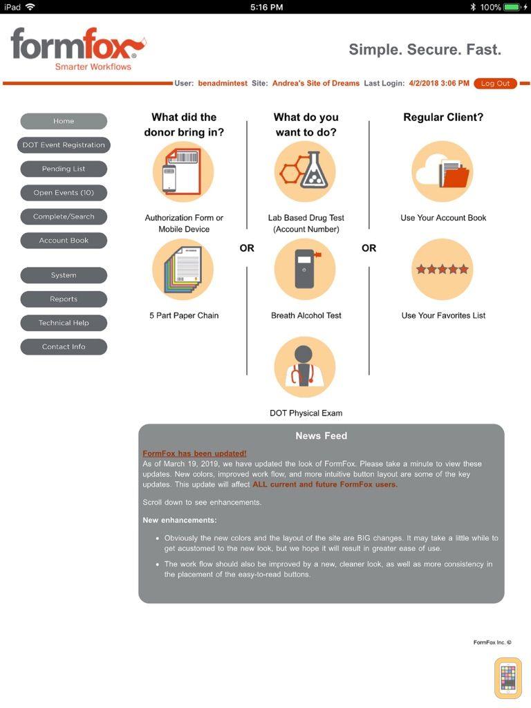 formfox for ipad app info stats iosnoops