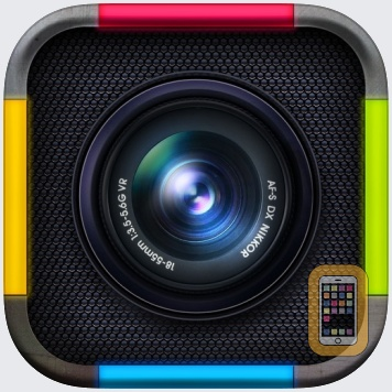 SpaceEffect - Awesome Pic & Fotos FX Editor FREE by click2mobile (iPhone)