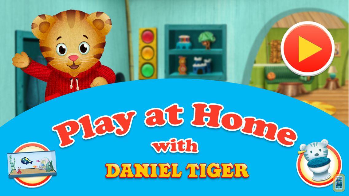 Screenshot - Daniel Tiger's Neighborhood: Play at Home with Daniel