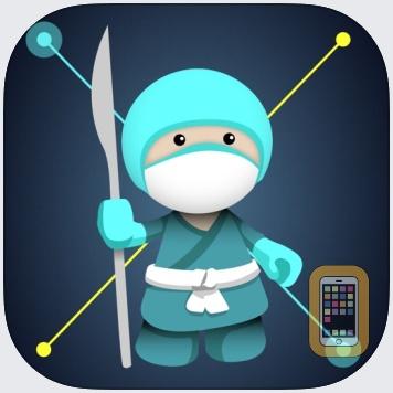 Bone Ninja by International Center for Limb Lengthening, Rubin Institute for Advanced Orthopedics, Sinai Hospital of Baltimore (iPad)