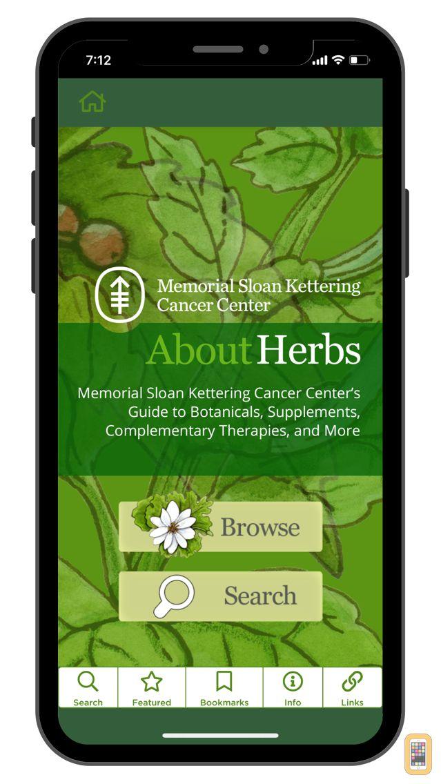 Screenshot - About Herbs