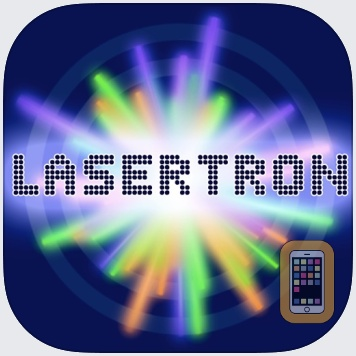 Lasertron Laser Harp Synth by Rob Wilmot (Universal)