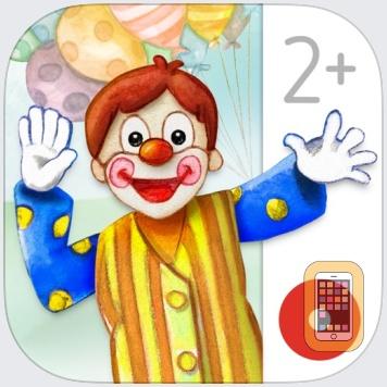 Animal Circus - Toddler's Seek & Find by wonderkind GmbH (Universal)