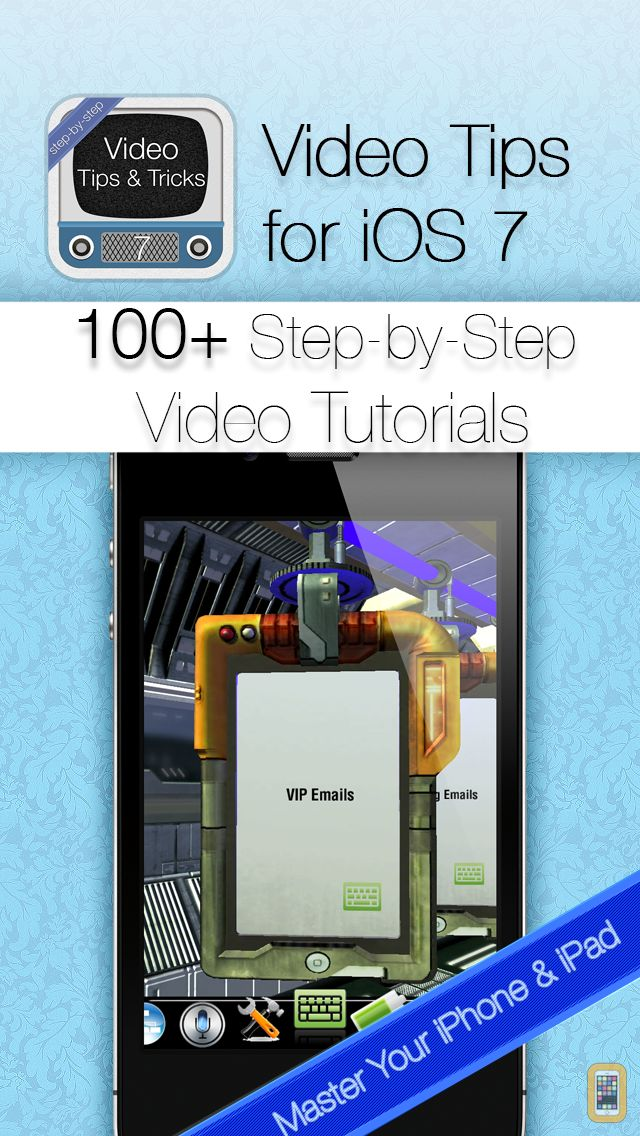 Screenshot - Video Tips & Tricks for iOS 7, iPhone & iPad Secrets