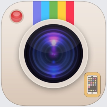 InstaEdit+ Free - Instagram Photo Editor by John Temple Group Pty Ltd. (Universal)