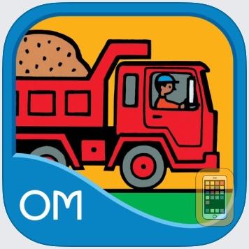 Trucks - Byron Barton by Oceanhouse Media (Universal)
