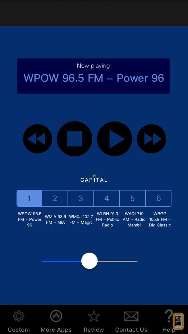 Screenshot - Los Angeles Radio Live