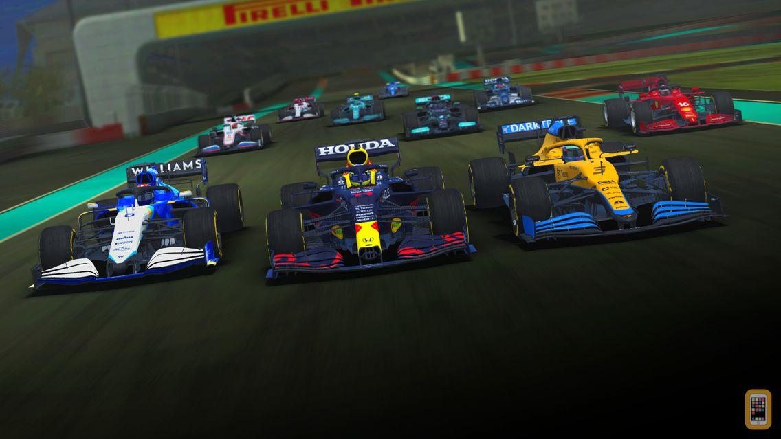 Screenshot - Real Racing 3
