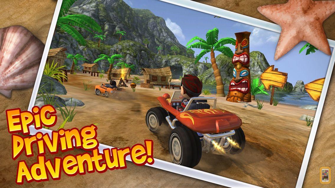 Screenshot - Beach Buggy Blitz