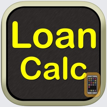 Loan Calculator‰ by Tim O's Studios, LLC (Universal)