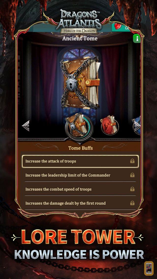 Screenshot - Dragons of Atlantis: Heirs of the Dragon