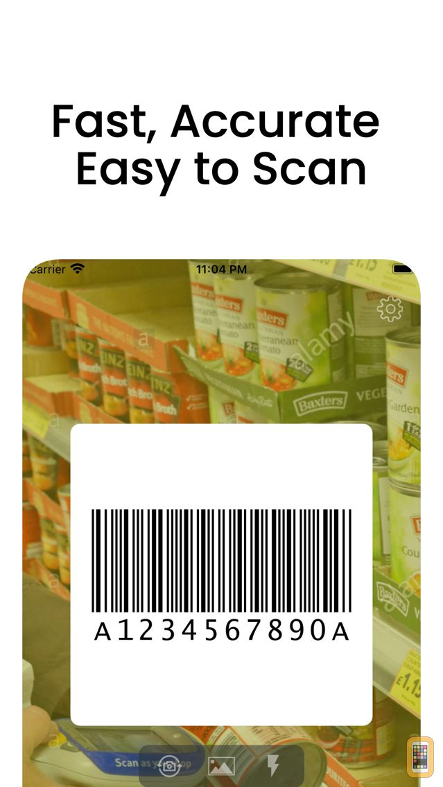 Screenshot - QR Scanner - Scan, Decode, Create, Generate Barcode & QR Code Reader instantly