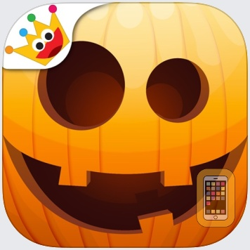 Halloween - Coloring Puzzles for Kids by DevelopLabs (Universal)