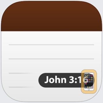 ChurchNotes - Write Notes From Church Sermons and Bible Studies or Podcasts by ST Studios (Universal)