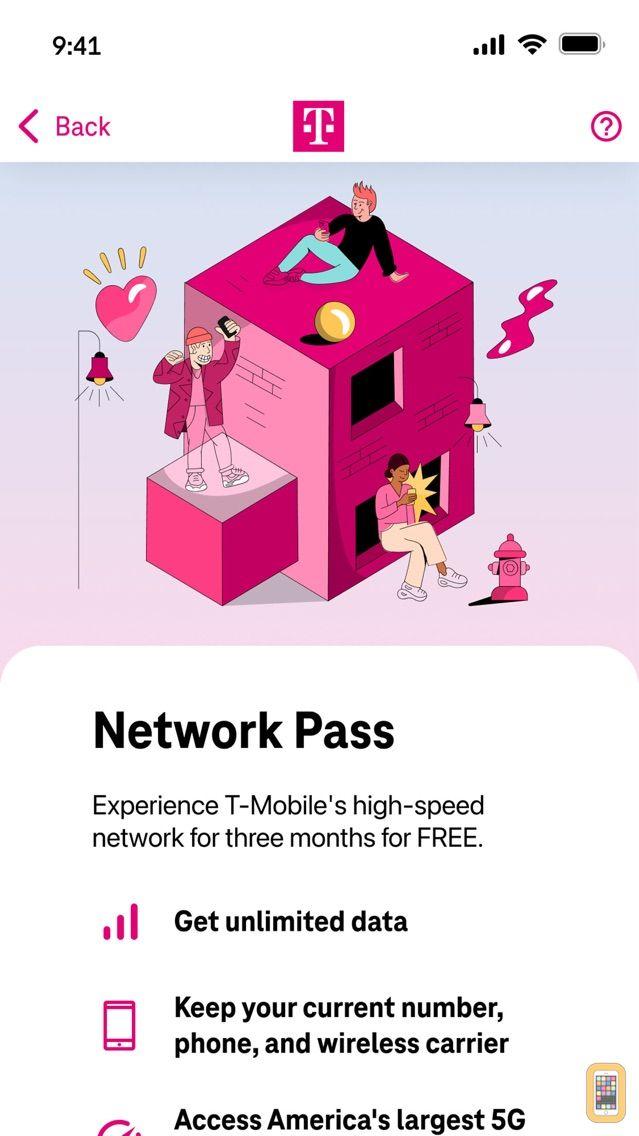 Screenshot - T-Mobile
