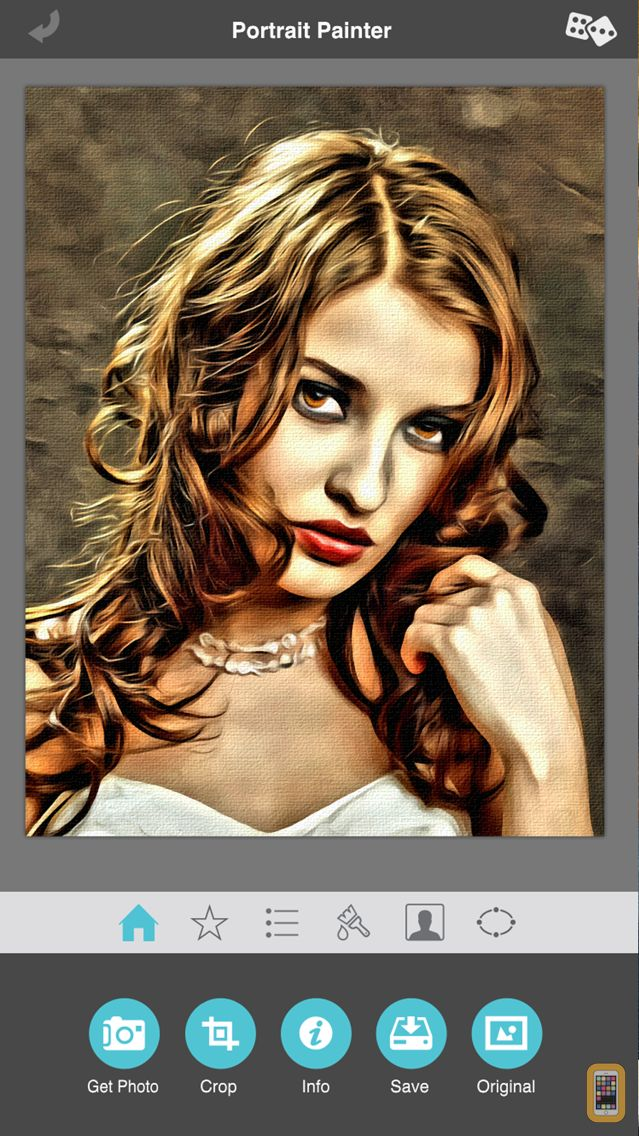 Screenshot - Portrait Painter