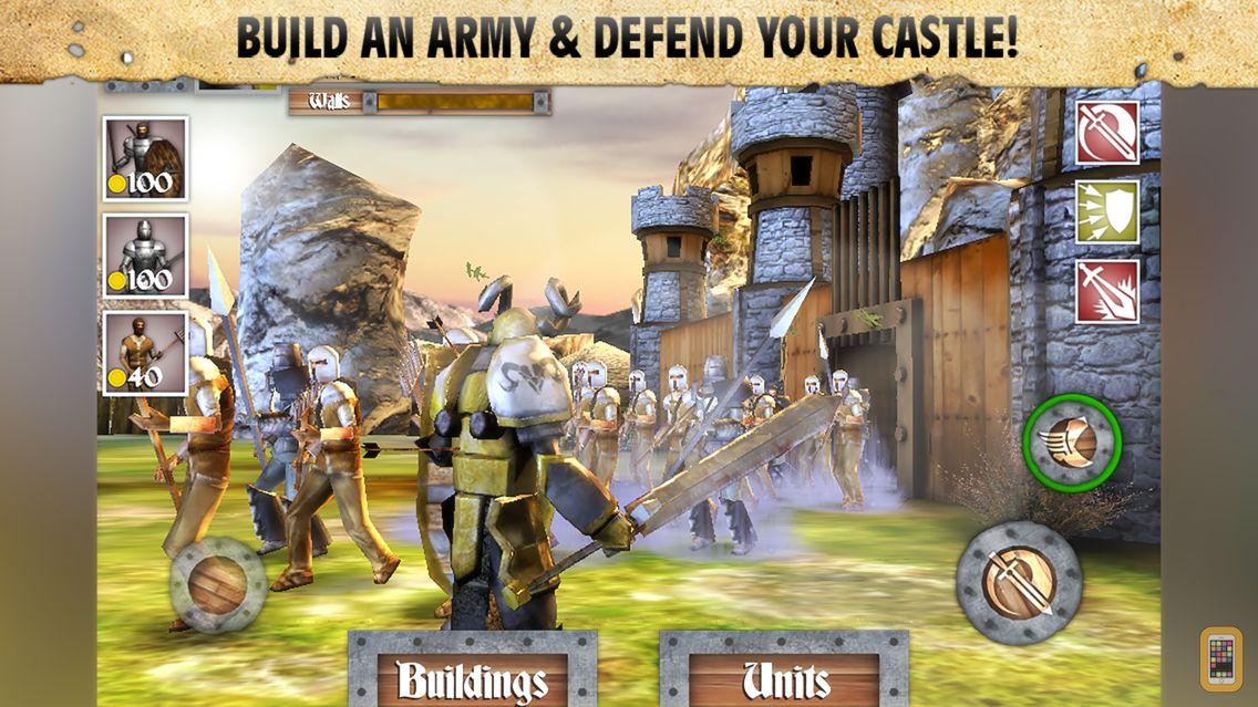 Screenshot - Heroes and Castles Premium
