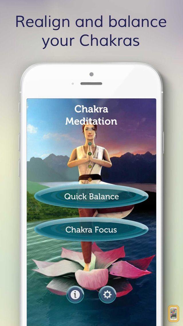 Screenshot - Chakra Meditation