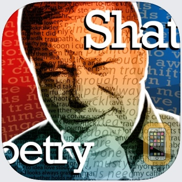 Shatoetry by Blindlight Apps (iPhone)