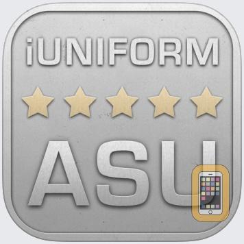iUniform ASU - Builds Your Army Service Uniform by iUniform (iPhone)