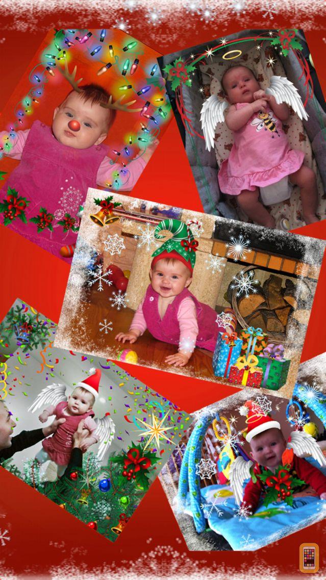 Screenshot - Christmas Photo Booth 2017