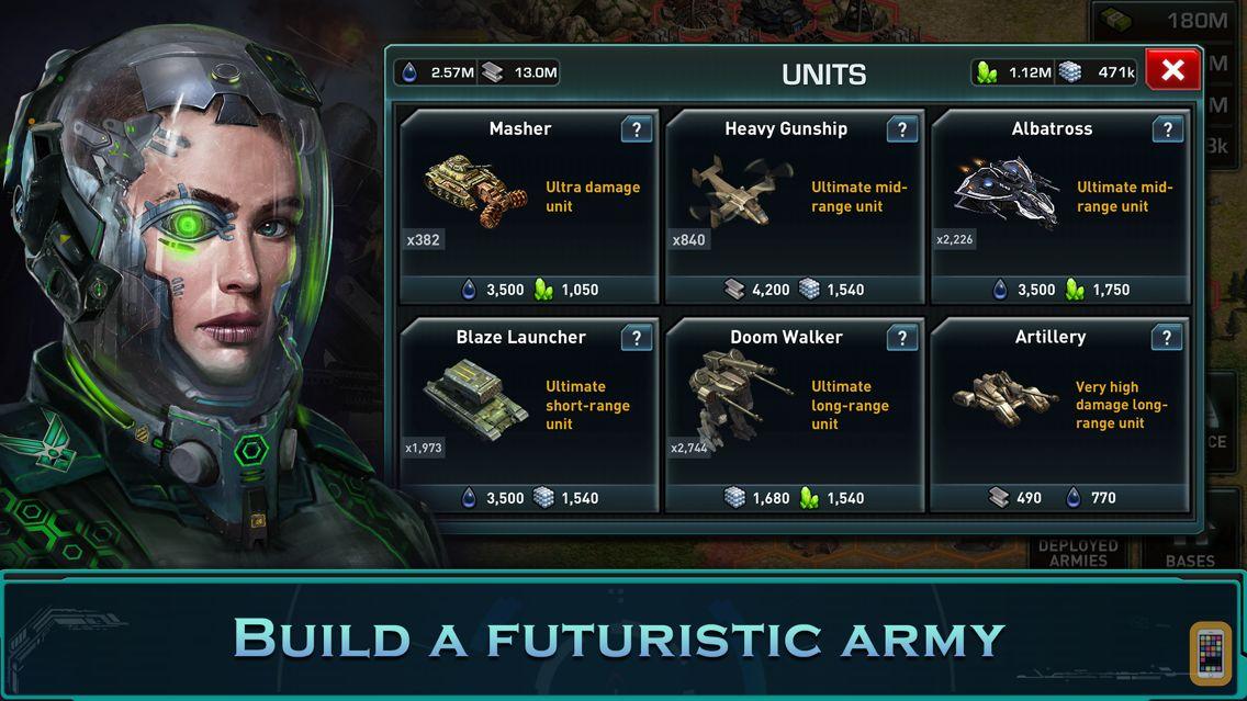 Screenshot - War of Nations™