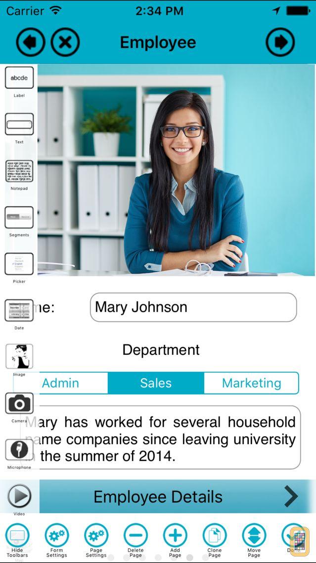Screenshot - Form Maker - Pro Form Builder