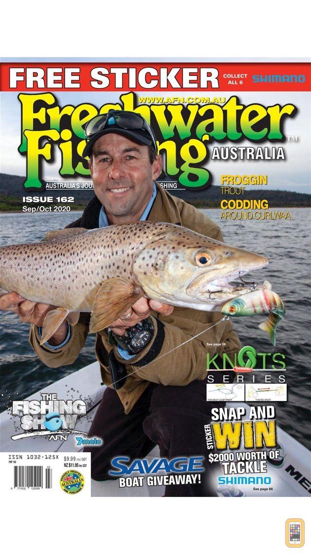 Screenshot - Freshwater Fishing Australia Magazine