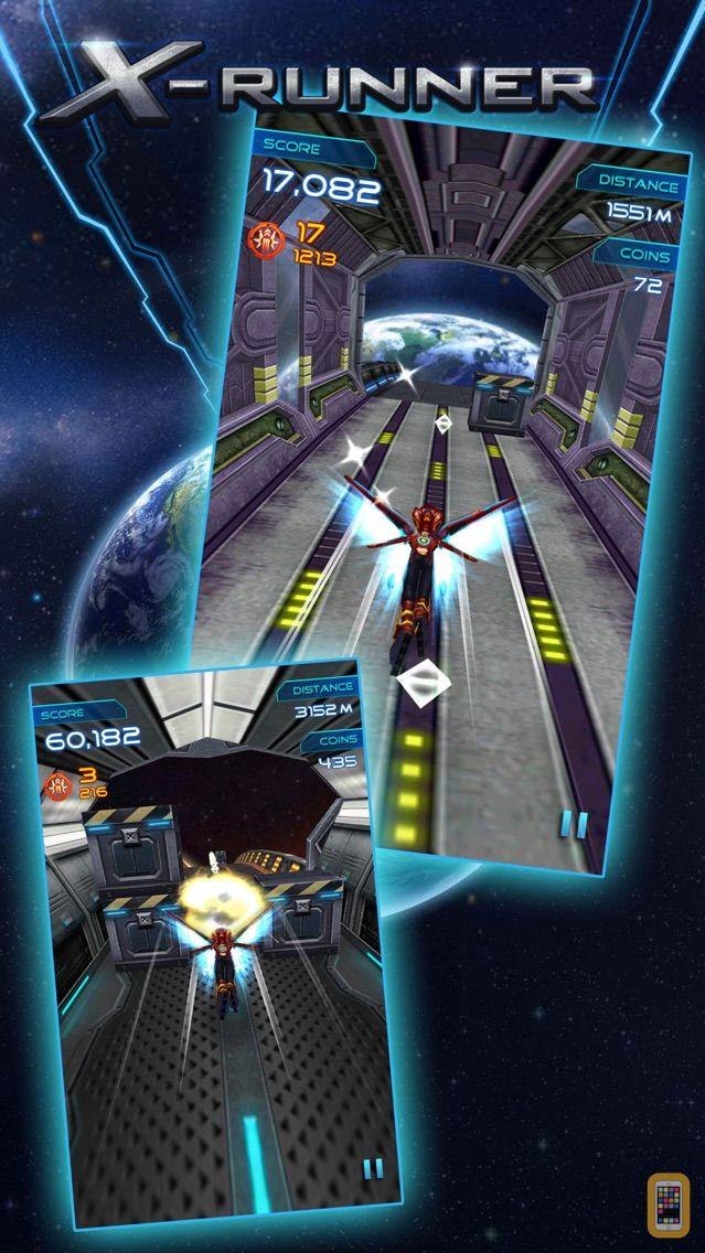 Screenshot - X-Runner