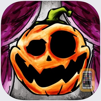Spooky Booth 100% scary faces! by Blue Panda Apps Limited (Universal)