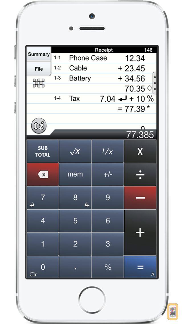 Screenshot - Accountant Calc Universal