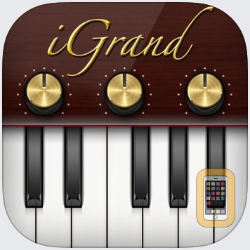 iGrand Piano by IK Multimedia (iPhone)