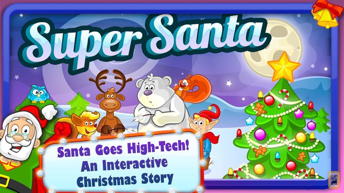 Screenshot - Super Santa Christmas Story