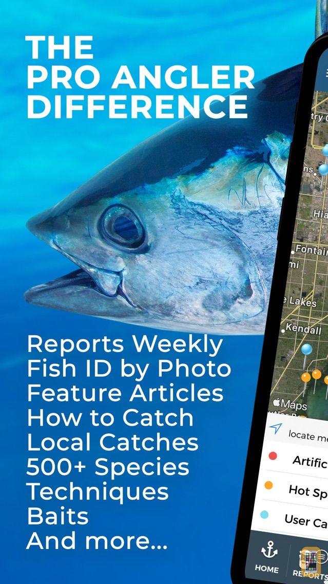 Screenshot - Pro Angler - Fishing App