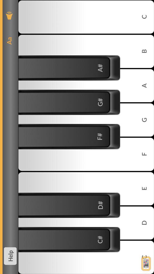Screenshot - PianoPass