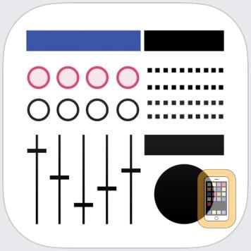 DAW Control by VITALIY TARASYUK (iPad)