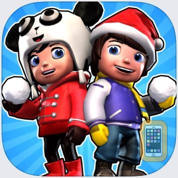 SnowJinks by Uppercut Games Pty Ltd (Universal)