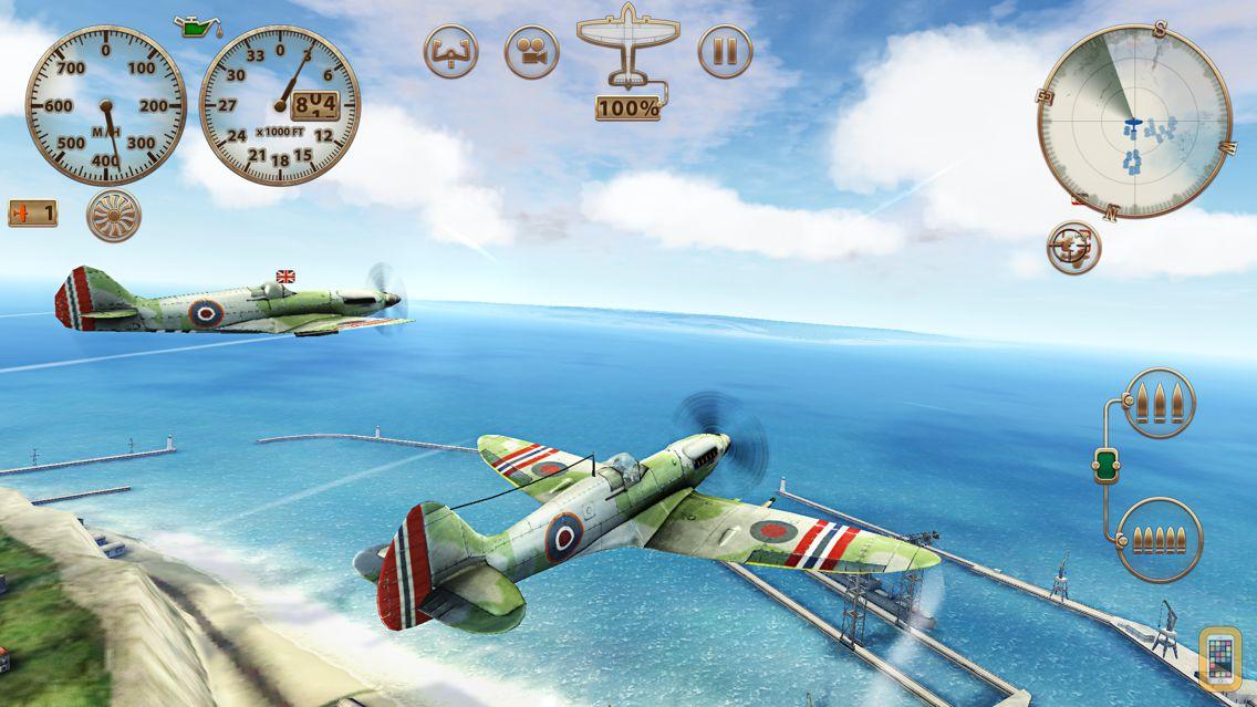 Screenshot - Sky Gamblers: Storm Raiders