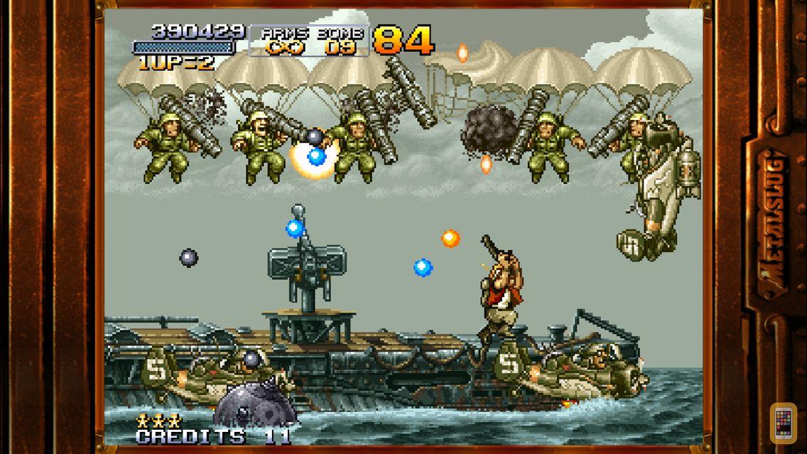 Screenshot - METAL SLUG 1
