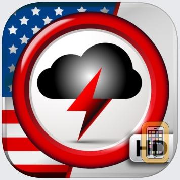 Weather Alert Map USA by Elecont LLC (Universal)
