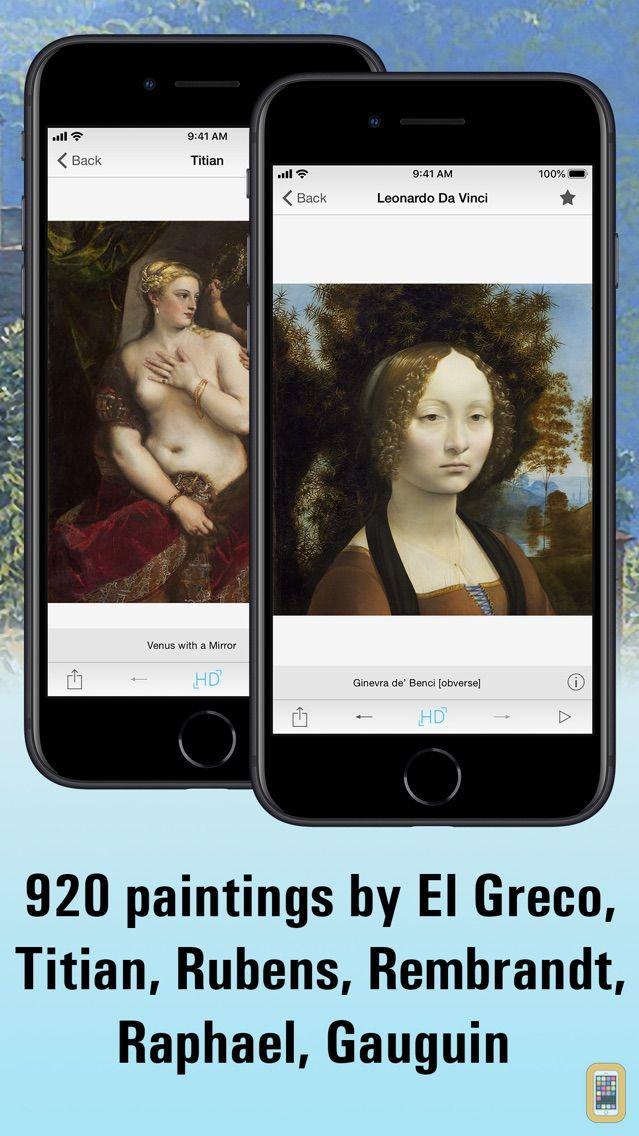 Screenshot - National Gallery of Art HD