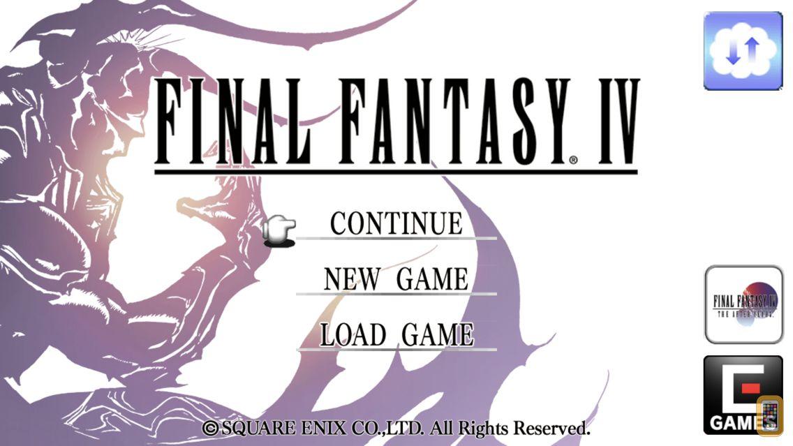 Screenshot - FINAL FANTASY IV