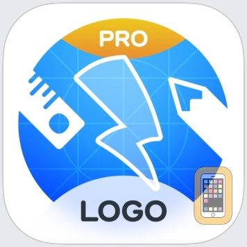 InstaLogo Logo Creator - Graphic design maker by PocketSoft LLC (Universal)